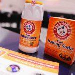 CÁC CÁCH TRỊ MỒ HÔI BẰNG BAKING SODA